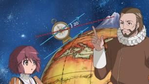 TIME TRAVEL SHOUJO: MARI WAKA TO 8-NIN NO KAGAKUSHA-TACHI, TIME TRAVEL SHOUJO