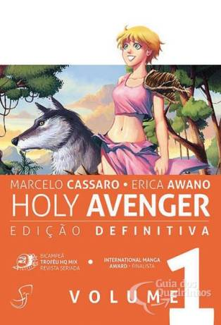Holy Avenger, hq nacional