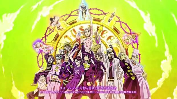 Jojo's, JJBA, Diamond is Unbreakable, Hirohiko Araki, David Production