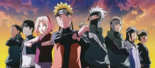 Naruto, Naruto Shippuuden, Sai, Shikamaru, Hinata, Sakura, Kakashi, Kiba, Yamato