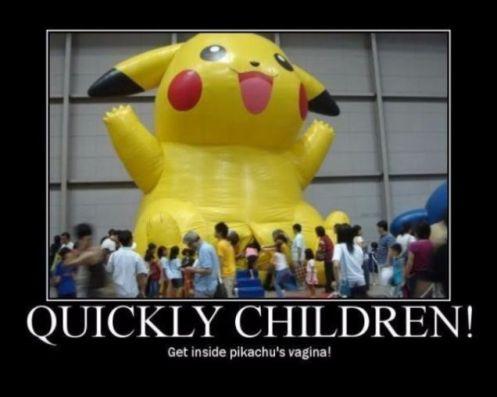 pikachu meme