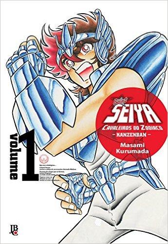 Cavaleiros dos Zodiacos-Saint Seiya-Manga-Amazon