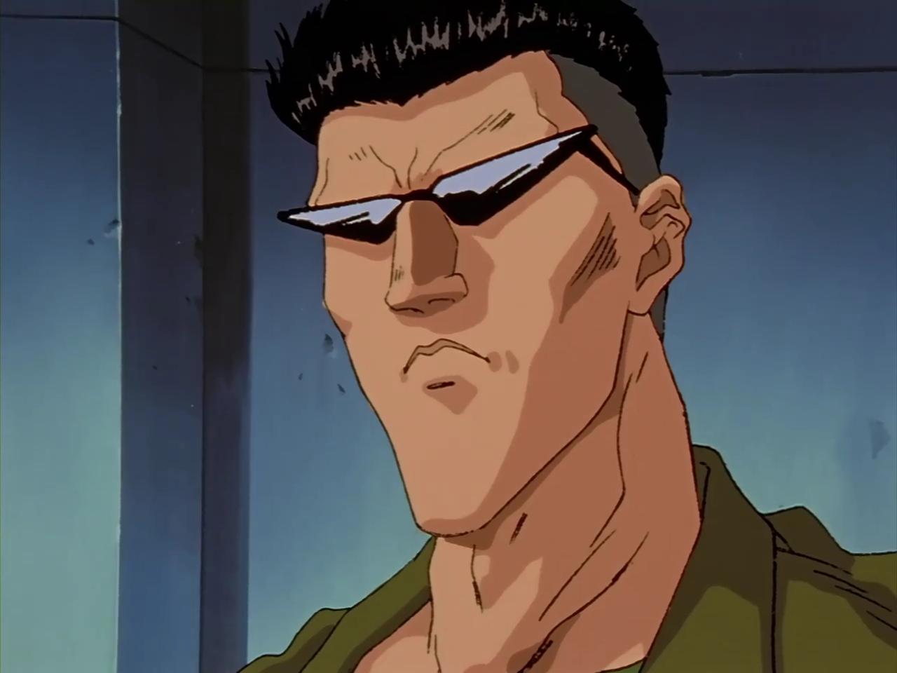Toguro Yu Yu Hakusho