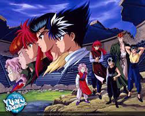 Time Urameshi Torneio das Trevas - Yu Yu Hakusho