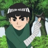 Metal Lee Boruto anime
