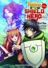 The Rising of the Shield ; manga ; Tate no Yuusha no Nariagari