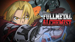 full metal alchemist anime