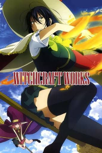capa Witch Craft Works anime